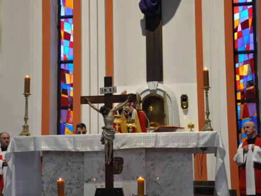 Liturgia Wielkiego Piątku [AD 2019]