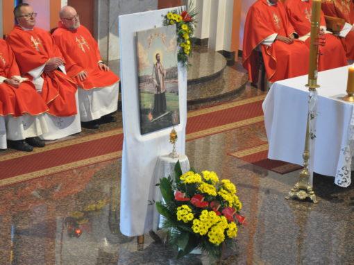 Peregrynacja relikwii św. Melchiora Grodzieckiego SJ w naszym Dekanacie. Główne Uroczystości odbywały się w naszym kościele parafialnym w dniach 7-9 czerwca 2019