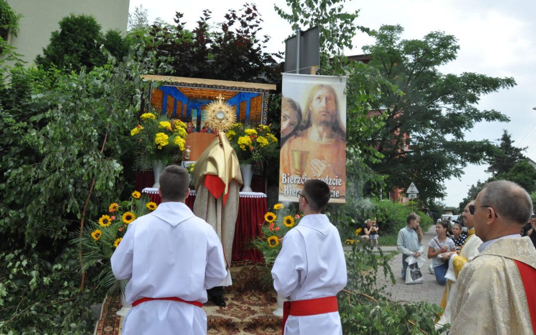 Corpus Christi [czerwiec 2019]