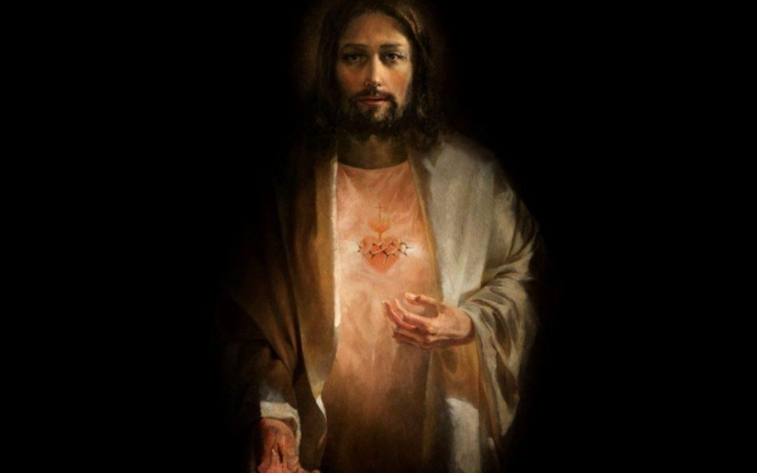 PROGRAM Uroczystości Najświętszego Serca Pana Jezusa w naszej Parafii – PIĄTEK, 19 czerwca 2020