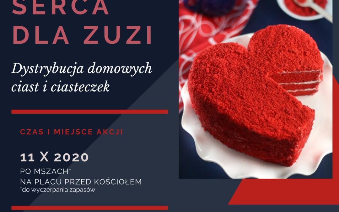 Kawałek serca dla Zuzi