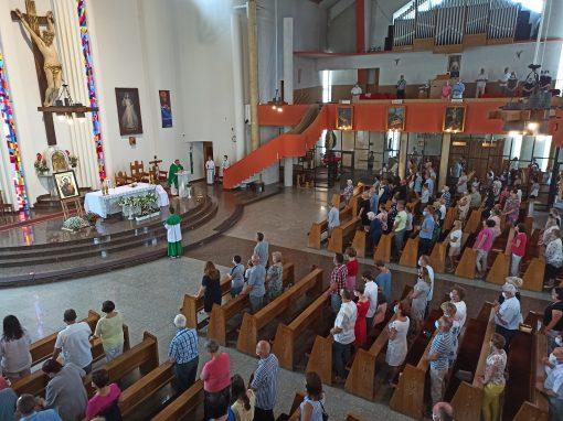 Peregrynacja relikwii i ikony św. Ignacego Loyoli 30.06 – 7.07.2021
